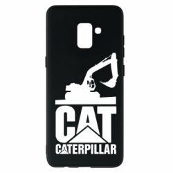 Чохол для Samsung A8+ 2018 Caterpillar cat