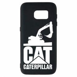 Чохол для Samsung S7 Caterpillar cat