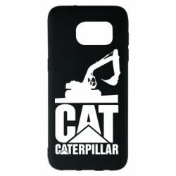 Чохол для Samsung S7 EDGE Caterpillar cat
