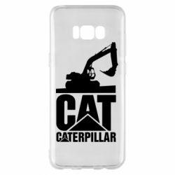 Чохол для Samsung S8+ Caterpillar cat