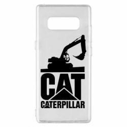 Чохол для Samsung Note 8 Caterpillar cat