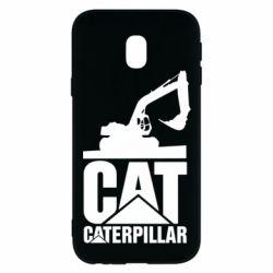 Чохол для Samsung J3 2017 Caterpillar cat