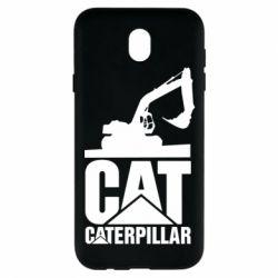 Чохол для Samsung J7 2017 Caterpillar cat