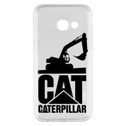 Чохол для Samsung A3 2017 Caterpillar cat