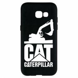 Чохол для Samsung A5 2017 Caterpillar cat