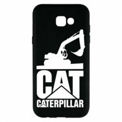 Чохол для Samsung A7 2017 Caterpillar cat