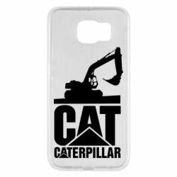 Чохол для Samsung S6 Caterpillar cat