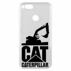 Чохол для Xiaomi Mi A1 Caterpillar cat
