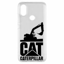 Чохол для Xiaomi Mi A2 Caterpillar cat