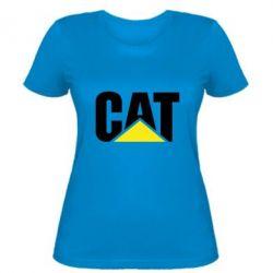 Жіноча футболка Caterpillar