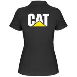 Жіноча футболка поло Caterpillar