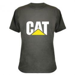Камуфляжна футболка Caterpillar