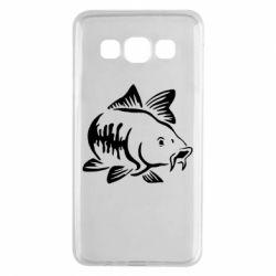 Чохол для Samsung A3 2015 Catfish