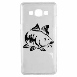 Чохол для Samsung A5 2015 Catfish