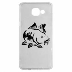 Чохол для Samsung A5 2016 Catfish