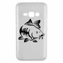 Чохол для Samsung J1 2016 Catfish