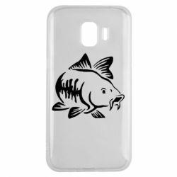 Чохол для Samsung J2 2018 Catfish