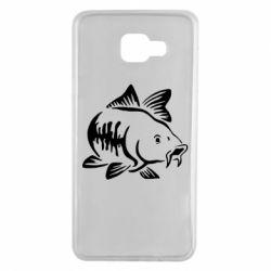 Чохол для Samsung A7 2016 Catfish