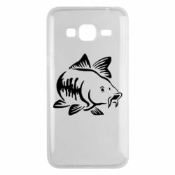 Чохол для Samsung J3 2016 Catfish