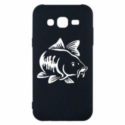 Чохол для Samsung J5 2015 Catfish