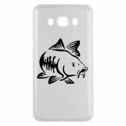 Чохол для Samsung J5 2016 Catfish