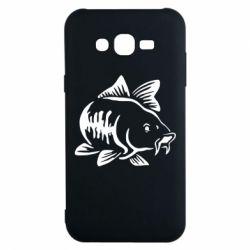 Чохол для Samsung J7 2015 Catfish