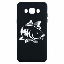 Чохол для Samsung J7 2016 Catfish