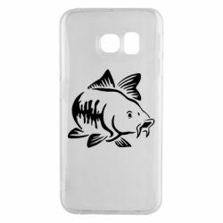 Чохол для Samsung S6 EDGE Catfish