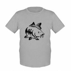 Дитяча футболка Catfish
