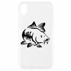 Чохол для iPhone XR Catfish