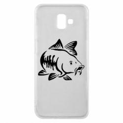 Чохол для Samsung J6 Plus 2018 Catfish