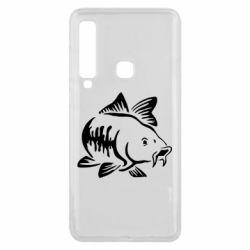 Чохол для Samsung A9 2018 Catfish