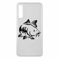Чохол для Samsung A7 2018 Catfish