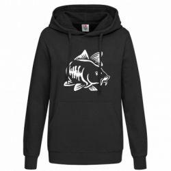 Толстовка жіноча Catfish