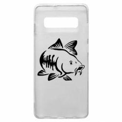 Чохол для Samsung S10+ Catfish