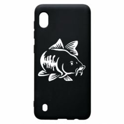 Чохол для Samsung A10 Catfish