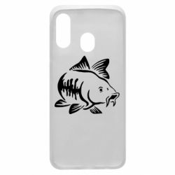 Чохол для Samsung A40 Catfish