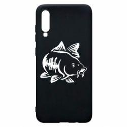 Чохол для Samsung A70 Catfish