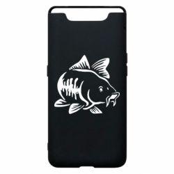 Чохол для Samsung A80 Catfish