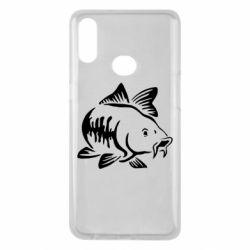 Чохол для Samsung A10s Catfish