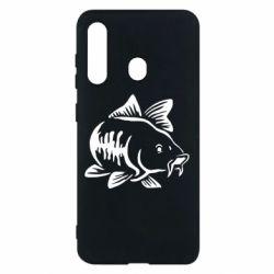 Чохол для Samsung M40 Catfish