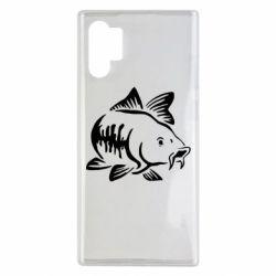 Чохол для Samsung Note 10 Plus Catfish