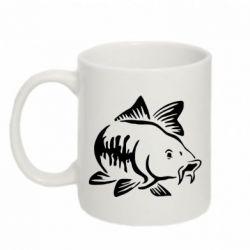 Кружка 320ml Catfish