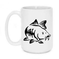 Кружка 420ml Catfish