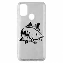 Чохол для Samsung M30s Catfish