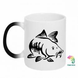 Кружка-хамелеон Catfish