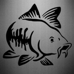 Наклейка Catfish