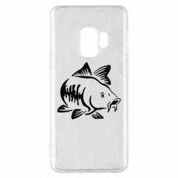 Чохол для Samsung S9 Catfish