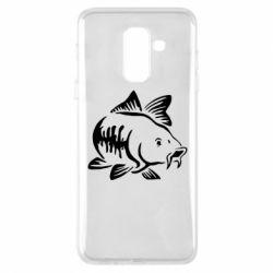 Чохол для Samsung A6+ 2018 Catfish