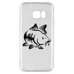 Чохол для Samsung S7 Catfish